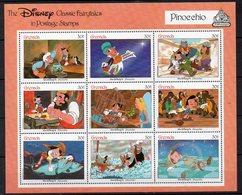 GRENADE    Timbres Neufs ** De 1987 ( Ref 6143 )  Disney Pinocchio - Grenade (1974-...)