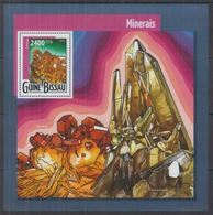 Guinee Bissau  2015 Minerals Minéraux  MNH - Minéraux