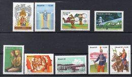 BRESIL    Timbres Neufs ** De 1981 ( Ref 6140 ) - Brazil