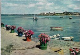 D56 - PORT NAVALO - L'ENTREE DU GOLFE - PRESQU'ÎLE DE RHUIS - LA BRETAGNE EN COULEURS - Barques-Bâteau-Fleurs - Autres Communes