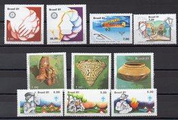 BRESIL    Timbres Neufs ** De 1981 ( Ref 6141 ) - Brazil
