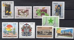 BRESIL    Timbres Neufs ** De 1981 ( Ref 6142 ) - Brazil