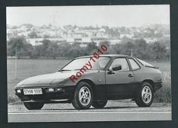 Photo PORCHE 924 S.  1986 - Automobiles