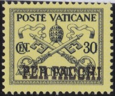 Vatican       .     Yvert  .     Cp   5        .     **    .          Postfris  .     /   .    MNH - Postpakketten
