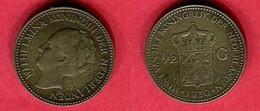 1/2 GULDEN  (KM 160 ) TB 4 - 1/2 Gulden