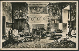CP 78 Combourg - Interieur Du Chateau, Le Salon 1943 - Frankreich