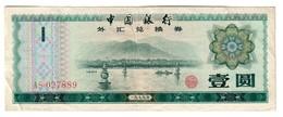 China 1 Yuan 1979 FX - Chine