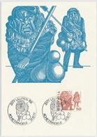 599 / 1105 Maximumkarte Achetringele LAUPEN - Cartas Máxima