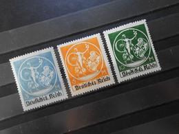 D.R.Mi 134 L**/136 L** /137 L**MNH - 1920 - Mi 65,00 € - Germany