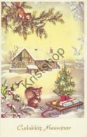 Gelukkig Nieuwjaar - Happy Newyear - Bonne Année [AA37 0.435 - New Year