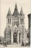 BONSECOURS - La Basilique - Façade Principale - Animée - Carte Précurseur - Oblitération De 1912 - Péruwelz