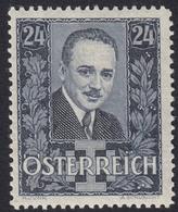 Timbres Neufs** D'autriche, N°459 Yt, Chancelier Engelbert Dollfuss - 1918-1945 1ère République