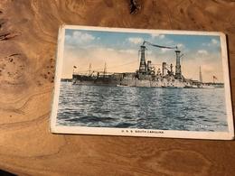 279/ U S S SOUTH CAROLINA - Guerre