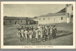 CPA Mozambique - Nyassa - Fanfare Du Petit Séminaire - Mozambique