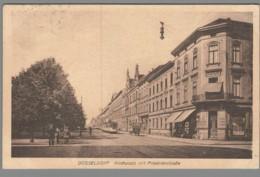 CPA Allemagne - Dusseldorf - Kirchplatz Mit Friedrichstrabe - Duesseldorf