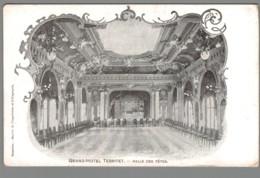 CPA Suisse - Territet - Grand Hôtel - Salle Des Fêtes - VD Vaud