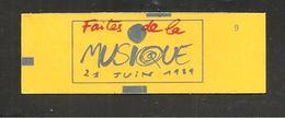 France, 2376-C8, Daté, Carnet Neuf **, Non Ouvert, TTB, Faites De La Musique, Pour Offrir Des Timbres, Carnet Liberté - Usage Courant