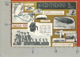 CARTOLINA NV ITALIA - 50° GLI ITALIANI AL POLO - Convegno Filatelico Numismatico ROMA 1978 - 10 X 15 - Esposizioni