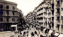 NAPOLI - Via Roma, Ed. D. Trampetti Napoli, 7.4.1934 - Napoli (Nepel)