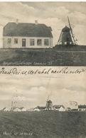 Brugsforeningen Lorslev St. Windmill Moulin à Vent  Used To Argentina Edit Marius Jensen - Danemark