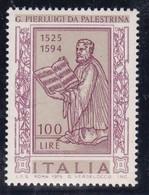 Repubblica Italiana, 1975 - Giovanni Da Palestrina - Nr.1304 MNH** - 1971-80: Ungebraucht