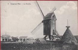 De Haan Aan Zee Le Coq Sur Mer Le Moulin Windmolen Windmill  (In Zeer Goede Staat) - De Haan