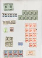 FLORENVILLE - DIVERS TIMBRES RISTOURNES - Autres Collections