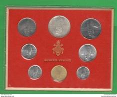 Serie 1969 Paolo VI Anno VII Vaticano Vatikan State - Vatican