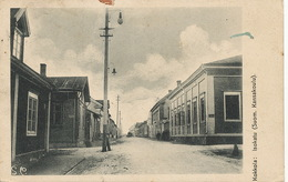 Kokkola Isokatu ( Suom. Kansakoulu ) . P. Used Russia To Cuba - Finlande
