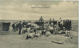 Schiermonnikoog - Strand Schiermonnikoog - Uitgave Firma Zeillinga - 1912 - Schiermonnikoog