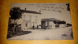 CPA PIZAY - France