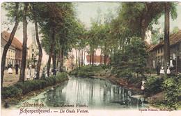 SCHERPENHEUVEL - DE OUDE VESTEN. - 1903 - Scherpenheuvel-Zichem