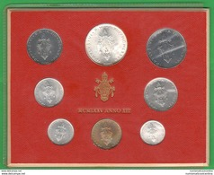 Serie 1975 Ordinaria Papa Paolo VI Anno XIII° Vaticano Vatikan State - Vaticaanstad
