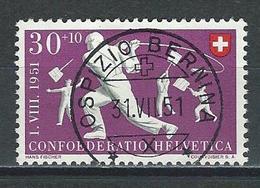 SBK B54, Mi 558 Stempel Ospizio Bernina - Used Stamps