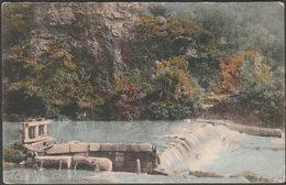 The Weir, Calstock, Cornwall, 1905 - Frith's Postcard - England