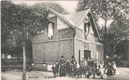 MONTAIGU. LA PUITS - 1909 - Scherpenheuvel-Zichem