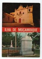 Postcard 1960s MOZAMBIQUE MOÇAMBIQUE - IGREJA DA MISERICÓRDIA - PADRÃO DAS ALMAS - AFRICA AFRIKA AFRIQUE - Mozambique