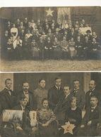 2 Postcard Esperanto Sent To Jerej Spain From Wiipuri - Finlande