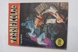 TERRIFICOLOR  N° 16 -  HARA KIRI  édition :  ELVIFRANCE - Non Classés