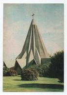 MOZAMBIQUE Postcard Year 1984 MAPUTO LOURENÇO MARQUES CHURCH SANTO ANTÓNIO Da POLANA AFRICA - Mozambique