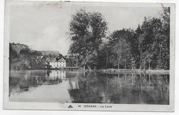 ORNANS - N° 40 - LA LOUE - CPA NON VOYAGEE - Autres Communes