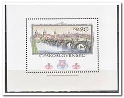 Tsjechoslowakije 1978, Postfris MNH, International Stamp Exhibition Praga - Ongebruikt