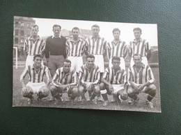 PHOTO EQUIPE  DE FOOT 06 AS CANNES  1950-1951 - Sports