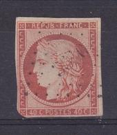 FRANCE Cérès N° 5° - 1849-1850 Cérès