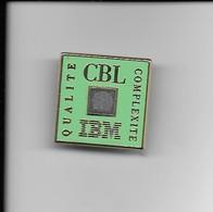 PIN'S IBM - Computers