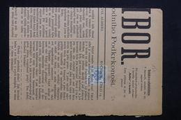 AUTRICHE - Timbre Journal Sur Journal En 1885 - L 23703 - Journaux