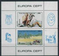 1986 Cipro Del Nord, Europa, Serie Completa Nuova (**) - Nuovi