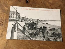 279/ LES SABLES D OLONNE LOCATION D EQUIPAGES ET DE MONTURES - Sables D'Olonne