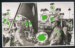 Foto AK/CP Reichsparteitag Nürnberg Hitler  Propaganda  Nazi  Ungel/uncirc. 1933-38   Erhaltung/Cond. 2  Nr. 00586 - Guerre 1939-45