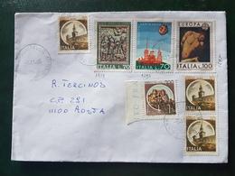 (18902) STORIA POSTALE ITALIA 1985 - 6. 1946-.. Repubblica